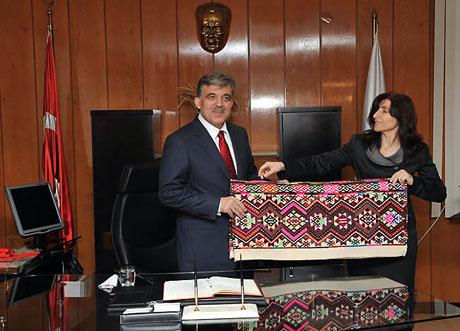 Cumhurbaşkanı Gül'e Tunceli'de Yoğun İlgi galerisi resim 30