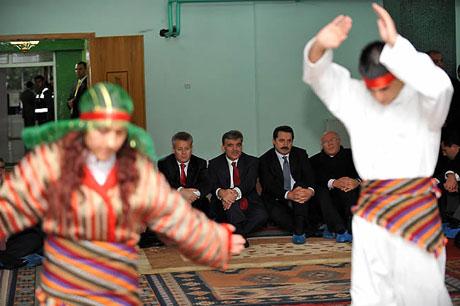 Cumhurbaşkanı Gül'e Tunceli'de Yoğun İlgi galerisi resim 35