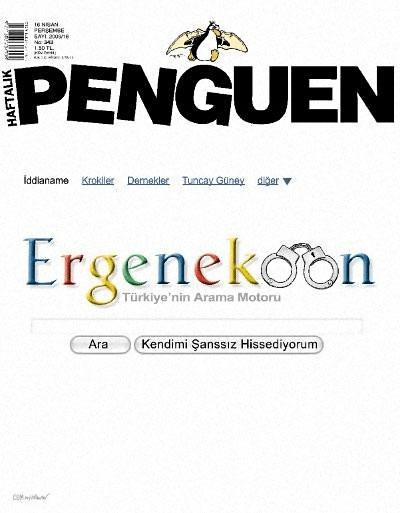 Ergenekon'a Mizahi bakış! galerisi resim 1