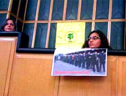 BDP'liler Meclis'te eylem yaptı!