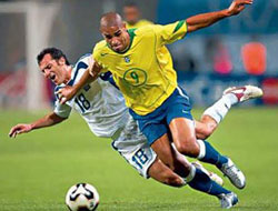 Kupa Brezilya'nın
