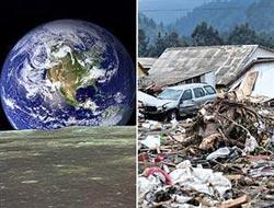 NASA: Şili depremi oldu gün kısaldı