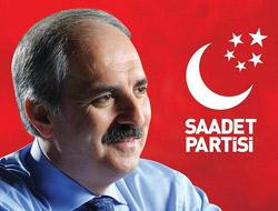 Saadet'ten AK Parti'ye tam destek!