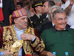 """Cumhurbaşkanı Gül """"Başağa"""" oldu"""