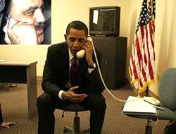 Obama Abdullah Gül ile görüştü!