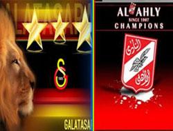 Galatasaray Mısır şampiyonunu'na attığı gol!