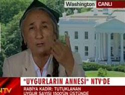 Rabiya Kadir: Artık Çinlilerle yaşayamayız