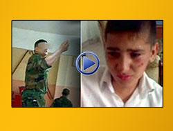 Diyarbakır'da okul basan çavuşa 'en hafif ceza' Video