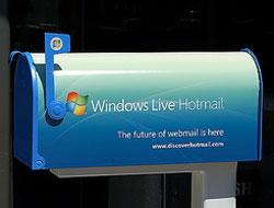 Hotmail'den Kullanıcılara Uyarı