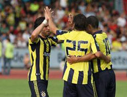 Fenerbahçe ilk hazırlık maçında farklı galip