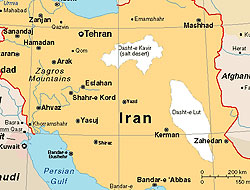 İran yolcu uçağı düştü