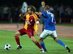 Galatasaray Tobol karşısında idare etti