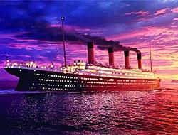 Titanic yolcusu kalmadı