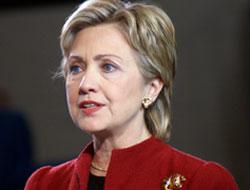 Clinton İran'ı Tehdit Etti