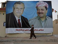 Kürt Federe bölgesinde bugün seçim var