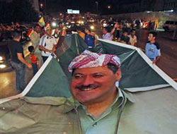 Zafer Barzani-Talabani ittifakının