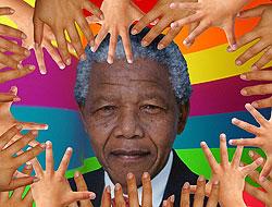 Mandela Filistin'e barış elçisi oldu