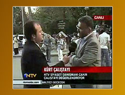 Kürt Çalıştayı'nda gazeteciler ne konuştu?