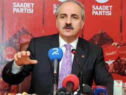Kurtulmuş'tan Kürt açılımı açıklaması