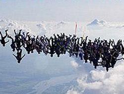 5500 metrede çılgın rekor!