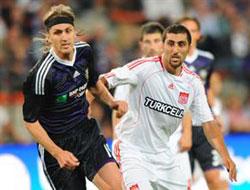 Sivasspor Avrupa'da prestij maçında
