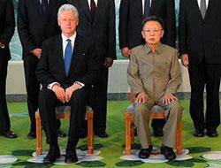 Bill Clinton tutuklu gazetecileri kurtardı
