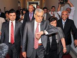 AK Parti - DTP görüşmesi başladı