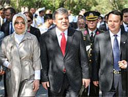 Cumhurbaşkanı Gül Bitlis'te