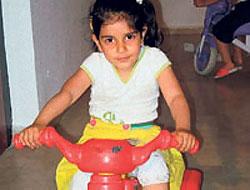 Hâkim emretti, 5 yaşındaki Hümeyra gözaltına alındı