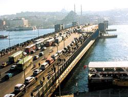 Dikkat! Galata Köprüsü'de bakım var