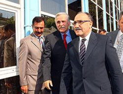 """Bakan Atalay: """"Yaşar Kemal'le de görüştüm''"""