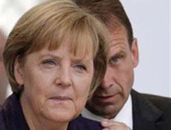 Dünyanın en güçlü kadını Angela Merkel