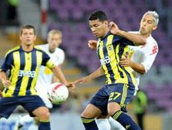 Fenerbahçe Sion'u Cenevre'de bitirdi
