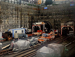 Marmaray'da İşçiler İş Bıraktı