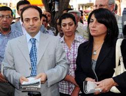 DTP Diyarbakır'da bildiri dağıttı