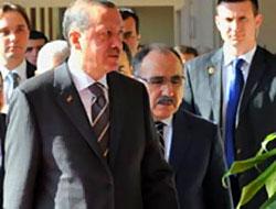 Erdoğan Bakan Atalay ile görüştü