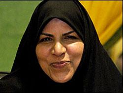 İran'da İlk Kadın Bakan