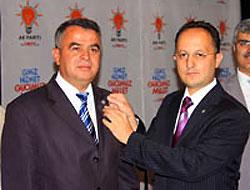 'Açılım' için MHP'den AK Parti'ye geçti