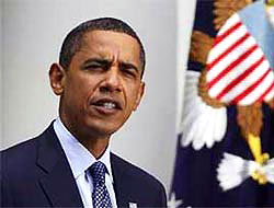 Obama ilk firesini verdi