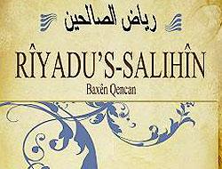 Nubihar'dan Kürtçe Riyazü's-Salihin