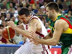 Türkiye Litvanya galibiyetiyle başladı