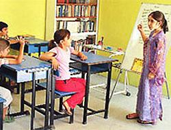 Evde Kürtçe Derse Takipsizlik