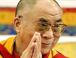 Dalay Lama'ya Uluslararası Ödül