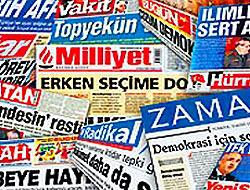 """Sekiz Gazete """"Felaketin"""" Hesabını Sordu"""