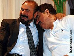 Şivan Perwer ve İbrahim Tatlıses 40 yıl sonra buluştu