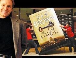 Dan Brown'ın son kitabı 6,5 milyon basıldı