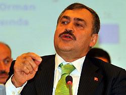 Veysel Eroğlu: Tapular iptal edilecek