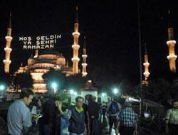 İstanbul'da yarın 72 cami sabaha kadar