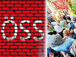 F şıkkı: ÖSS giriş belgesini türbenin duvarına sürmek!