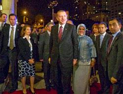 Erdoğan'ın ilk görüşmesi Musevi kuruluşları ile